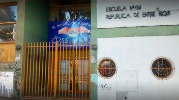 Pesar y cese de actividades en una escuela por el fallecimiento de una alumna