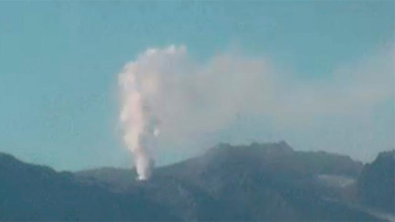 Complejo volcánico Planchón Peteroa,