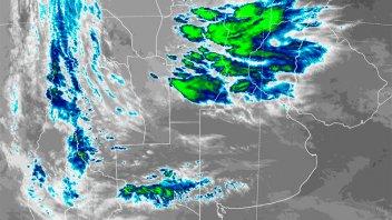 Alertan por abundantes precipitaciones en Entre Ríos y otras cinco provincias