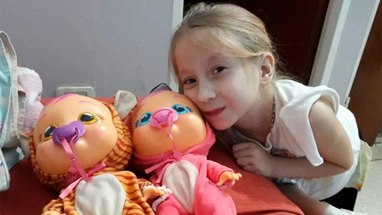 Joaquina se encamina a dar el paso más importante en su recuperación