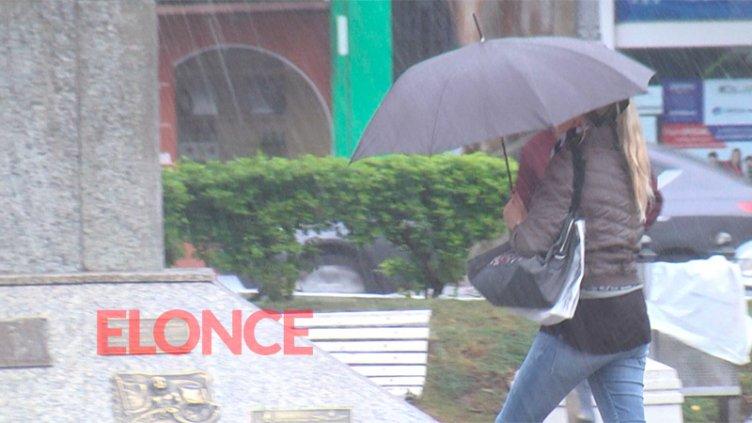 Sigue la inestabilidad: Prevén lluvias por hasta 100 mm para Entre Ríos