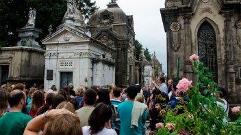 Habrá una nueva visita guiada en el Cementerio Municipal