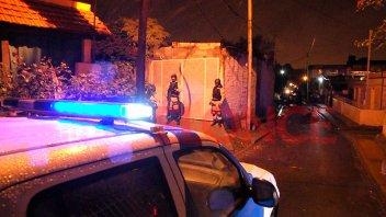 Allanamiento en Paraná: Incautaron droga y detuvieron a dos personas