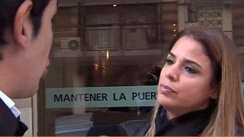 Marina Calabró se enojó con su hermana por el pacto con la viuda de Disi