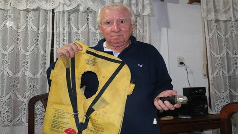 Pilar conmemoró el aniversario del hundimiento del crucero General Belgrano