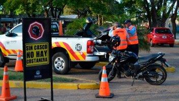 Concordia: Devolverán motos a conductores que hagan un curso de educación vial