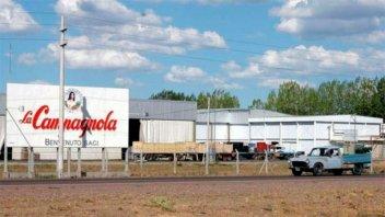 La Campagnola cierra dos plantas: La medida afecta a 125 trabajadores