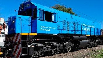 El ferrocarril Belgrano Cargas recupera un ramal histórico en el norte del país