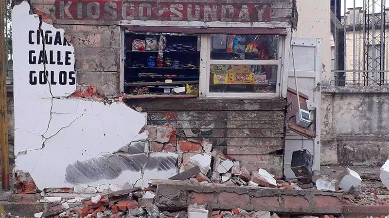 Ocurrió en La Paz.
