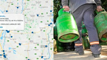 Aumento de la garrafa: El mapa de lugares para conseguir el