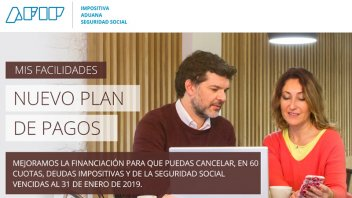 Entra en vigencia plan de pagos para deudas impositivas y de la Seguridad Social