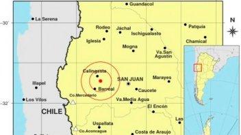 Un fuerte sismo sacudió a San Juan durante la noche del miércoles
