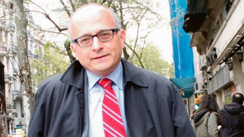 El italiano Roberto Cardarelli comanda otra fiscalización en Bs. As.