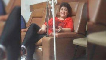 Paciente oncológica tuvo que mudarse a Paraná y el desayuno es su