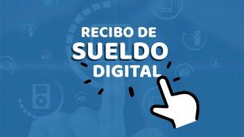 Empleadores podrán emitir los recibos de sueldo en formato digital
