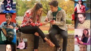#NoDaCompartir: la campaña contra el ciberbullying