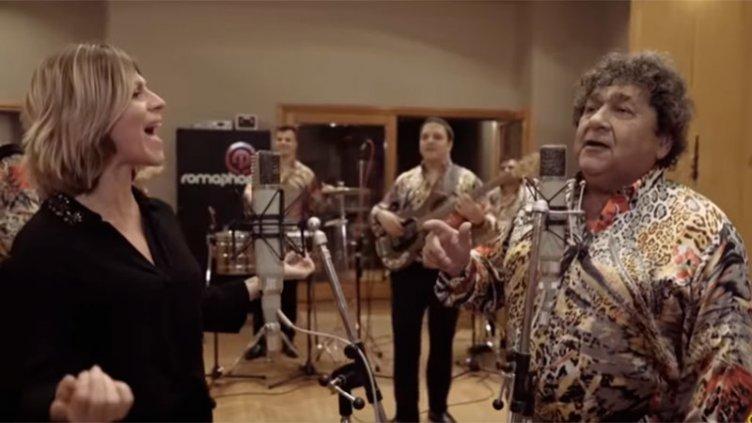 Junto a Marcela Morelo, Los Palmeras lanzaron una nueva versión del tema