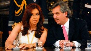 Sorpresiva fórmula: Alberto Fernández, candidato a presidente y Cristina a vice