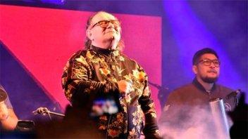 Murió Juan Carlos Mascheroni, cantante del grupo de cumbia