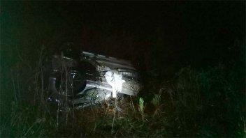 Joven automovilista falleció tras chocar contra un camión