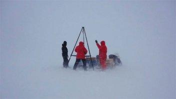 Nuevo plan para perforar la Antártida puede ser clave contra el cambio climático