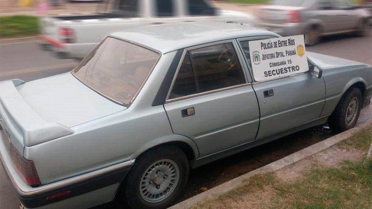 Descubrieron que robó el auto a su cuñada y el acusado dio insólita explicación