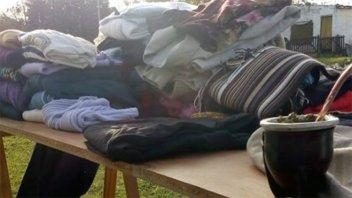 Encontraron 20.000 pesos en un saco, los devolvieron y su dueño los donó