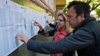 Elecciones nacionales: extienden plazo para consulta a padrón provisorio