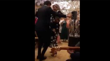 El video de la reina Máxima que está prohibido difundir en Holanda