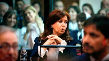 Se realizó la primera audiencia del juicio contra Cristina Kirchner