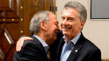 Macri debatió con Schiaretti los puntos del acuerdo de gobernabilidad
