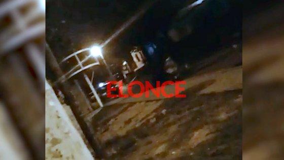 Joven baleado en la cabeza: Video muestra los instantes posteriores al hecho