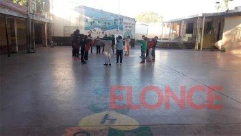 Preocupación por casos de sarna en una escuela de barrio La Floresta
