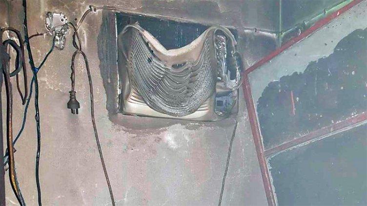Trasladaron a Buenos Aires al menor que sufrió quemaduras al incendiarse su casa