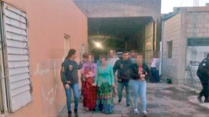 Encontraron en Paraná a una adolescente que había sido raptada en marzo