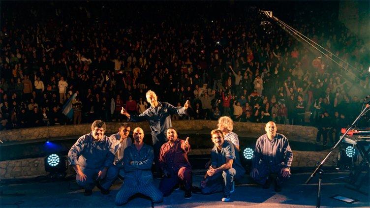 Los Tipitos cierran este domingo la Feria Patria en el renovado Anfiteatro
