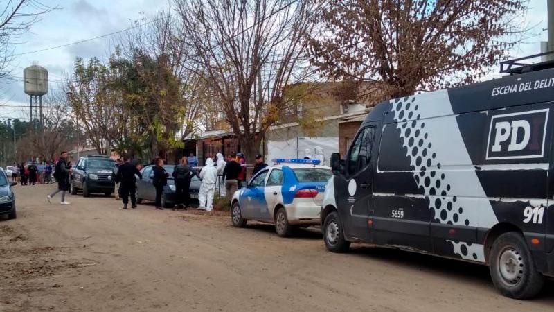 Madre e hija fueron brutalmente asesinadas por la ex pareja de la mujer