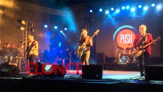 Videos: Los éxitos de Los Tipitos cerraron la Feria Patria en el Anfiteatro