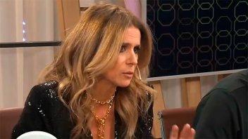 Flavia Palmiero sobre Franco Macri: