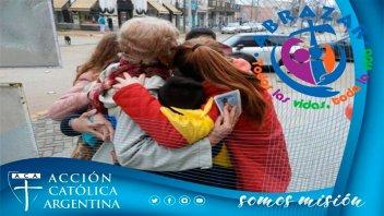 La Acción Católica lanzó la campaña