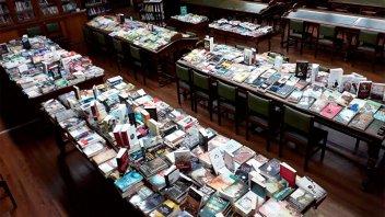 La Biblioteca Popular del Paraná suma más de 1200 nuevos libros
