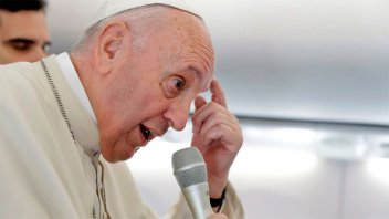 El Papa Francisco pidió por la unidad europea