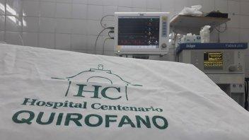 Se incrementó 26% la cifra de cirugías en el Hospital Centenario de Gualeguaychú