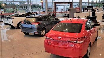 La producción de autos se desplomó 47,8% en julio