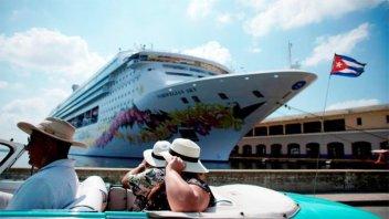 Estados Unidos prohibió los viajes en crucero hacia Cuba