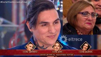 Se define Corte y Confección, Gerardo Casas es candidato y su mamá se emocionó