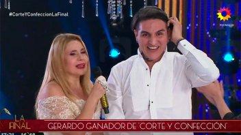 Consagrado: Gerardo Casas es el ganador de