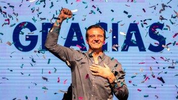 Bahl obtuvo 10 puntos de ventaja sobre Varisco: Los resultados en Paraná