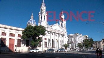 Inician campaña de donaciones para refaccionar la Catedral de Paraná