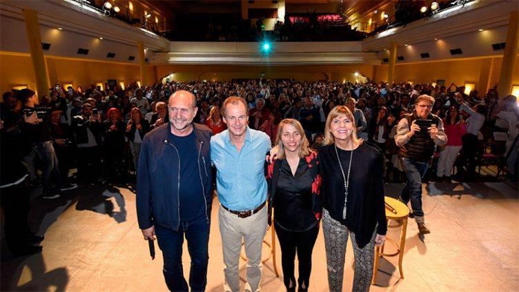 Bordet felicitó a Perotti por el triunfo electoral en Santa Fe